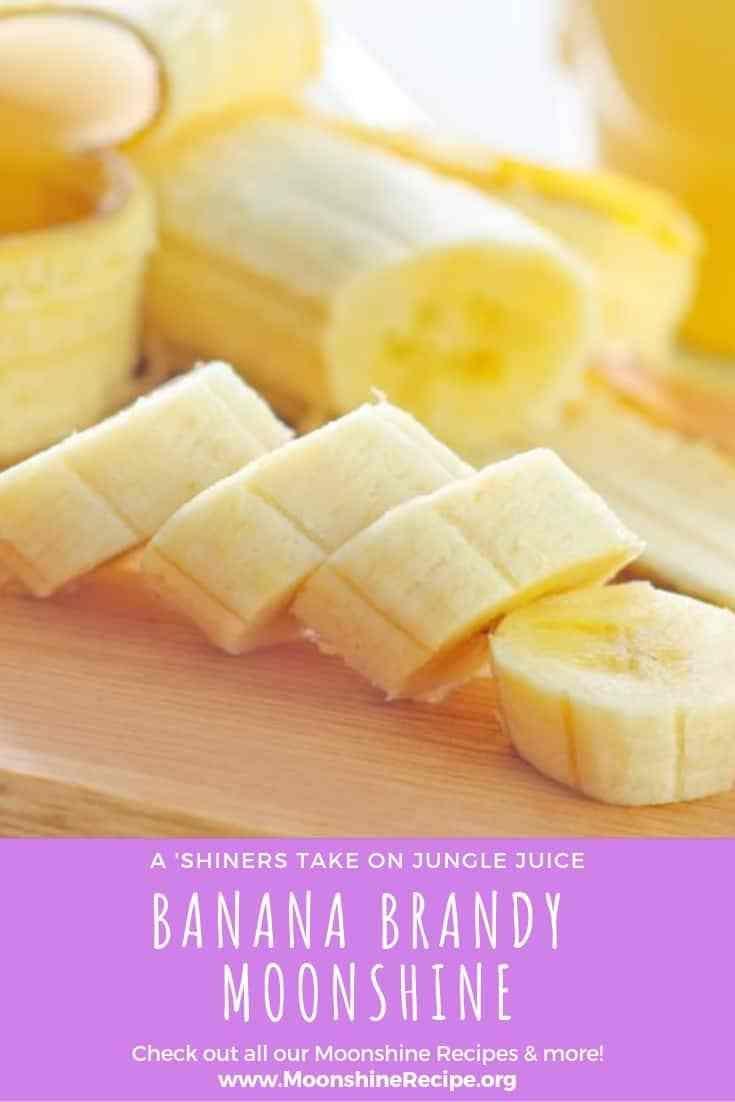 Banana brandy 3 in 2020 brandy recipe moonshine recipes