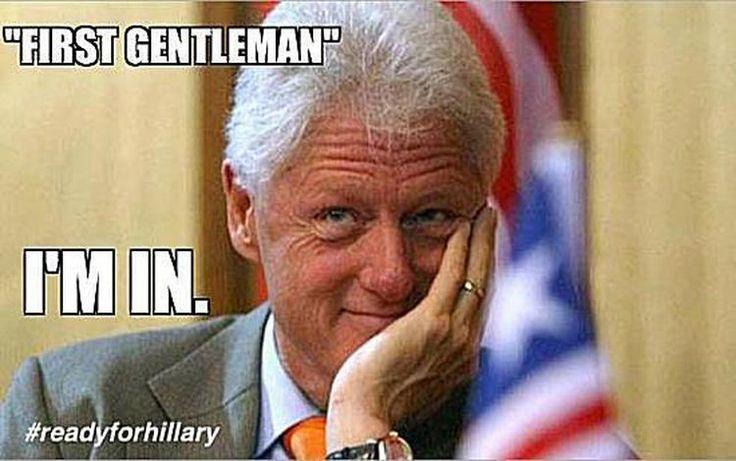 Funniest Bill Clinton Memes