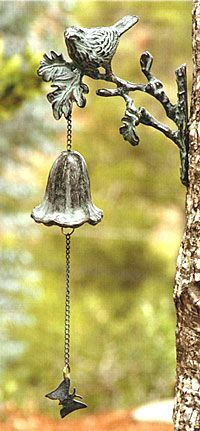 17 Best 1000 images about Garden Bells and Wind Chimes on Pinterest