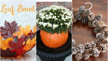 13 Creative And Easy DIY Autumn Decorations