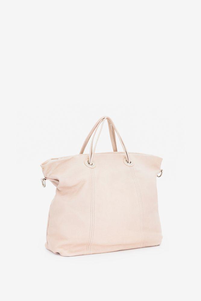Abbacino bolso bandolera rosa palo