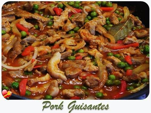 339 best food i eat images on pinterest kitchens soups and cooker try this local style filipino pork guisantes pork and peas get more delicious hawaiian and local style food recipes here forumfinder Images