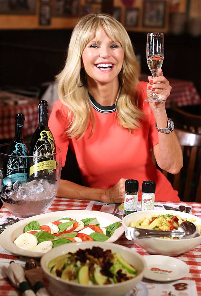 Christie Brinkley: The Big Picture: Today's Hot Photos