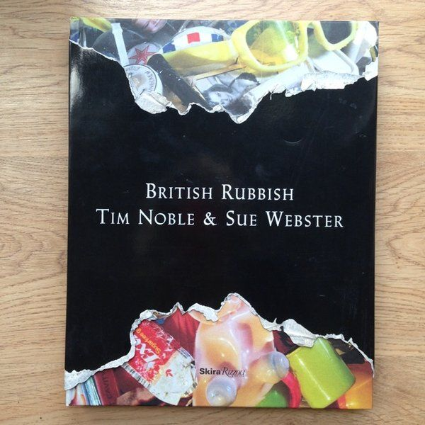 Depop | katieeary | BRITISH RUBBISH - TIM NOBLE AND ...