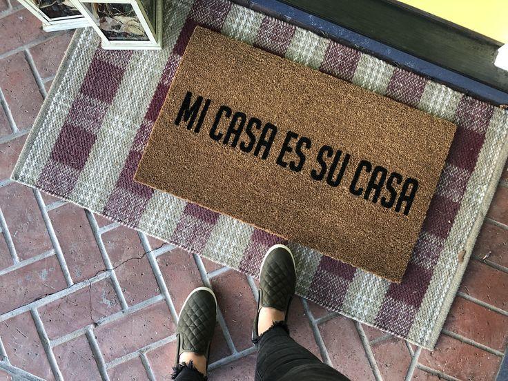 Best 25 Funny Doormats Ideas On Pinterest Doormats