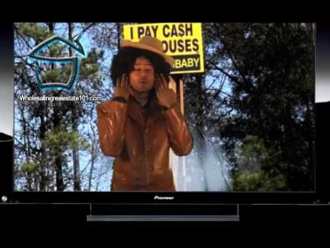 Ever been driving in your city and you see them signs on the side of the road and even on telephone poles? These my friend are bandit signs and are a very effective tool for real estate wholesalers around the USA. I made this video years ago, I still think it very funny and informative. The bandit sign bandit will get the calls to flowing and the leads to be generated. Mostly used to find motivated sellers that want to sell their homes at a discount. Enjoy!!!