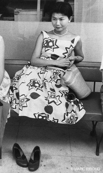 Marc Riboud // Japan, 1958