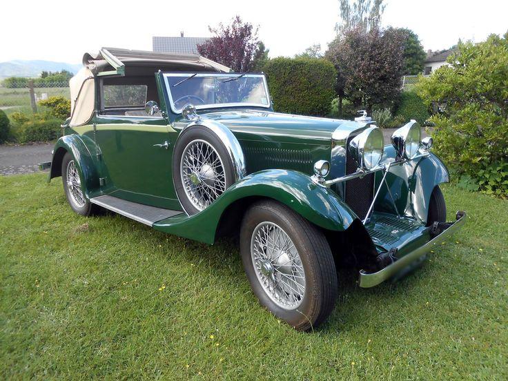 1935 Talbot London AX65 -