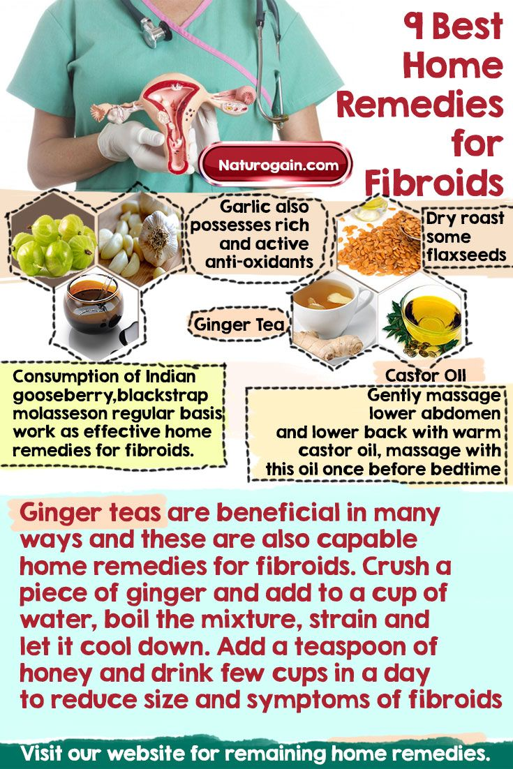 9 Simple And Best Home Remedies For Fibroids That Work Fibroids Home Remedies Remedies