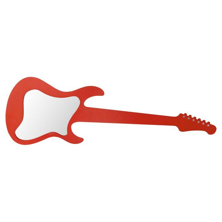 Rode Rock gitaar-spiegel MM 35€