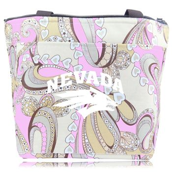 With features like portable, stylish print, inner aluminum foil lining and designed to be used for storing items. More Info: http://avonpromo.com/elite-insulated-tote-p-7313.html