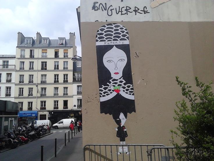 Mes tours me portent- Paris