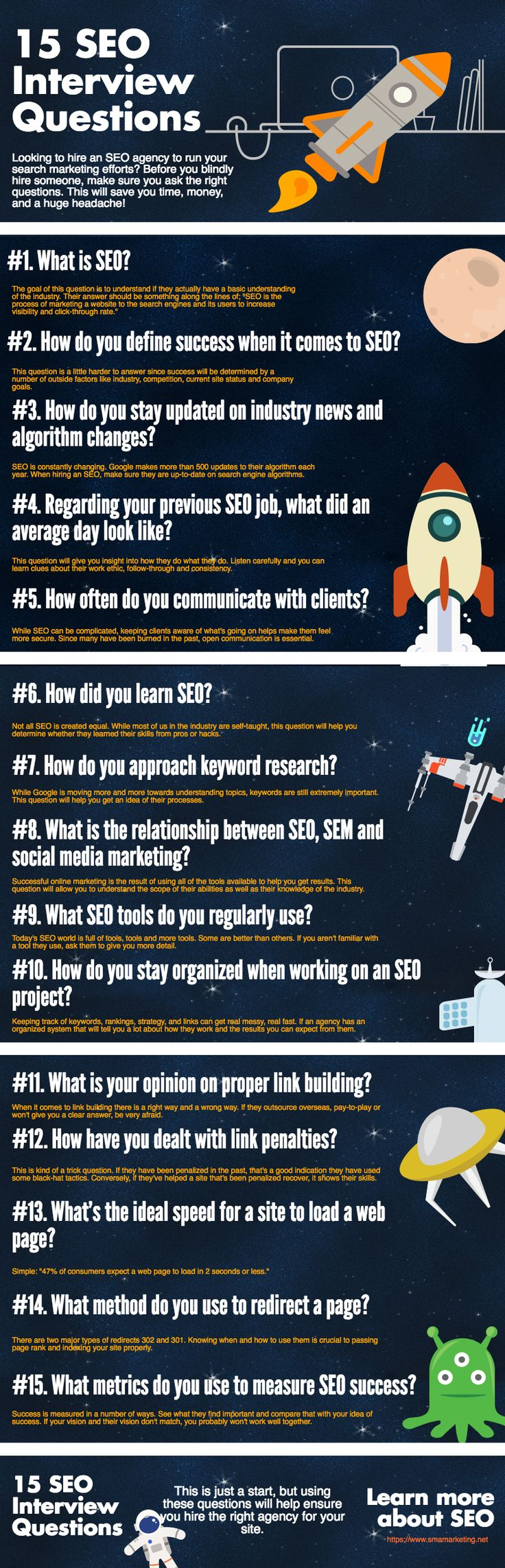 Can You Trust Them? 15 Questions to Ask an SEO Company #Infographic #SEOTips