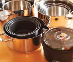 The Galley: Where Form Meets Function - Practical Sailor Article...check out foldtuk pans