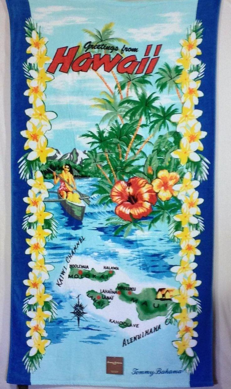 13 best beach towels seasidebargains images on pinterest tommy bahama greetings from hawaii beach towel 25 compare at 38 seasidebargains kristyandbryce Choice Image