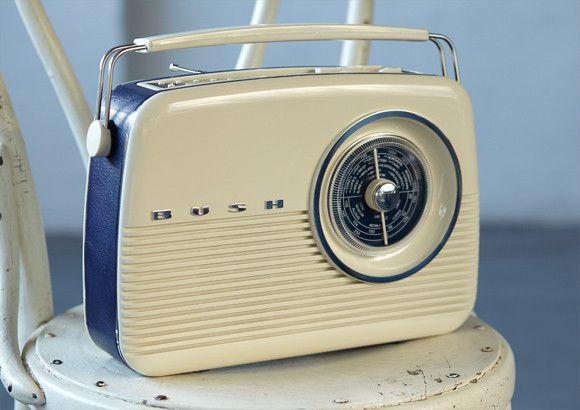 Bush Retro 1950's Style Digital Radio