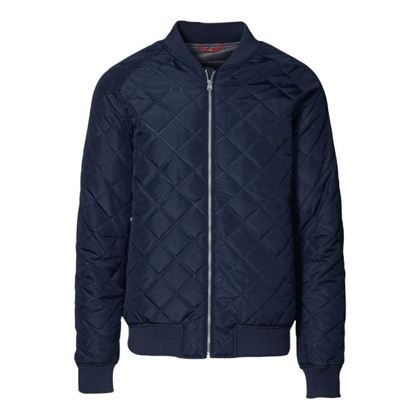 Smart Cataline men's jacket made of quilted polyester. #Herenmode #Mode #Jas