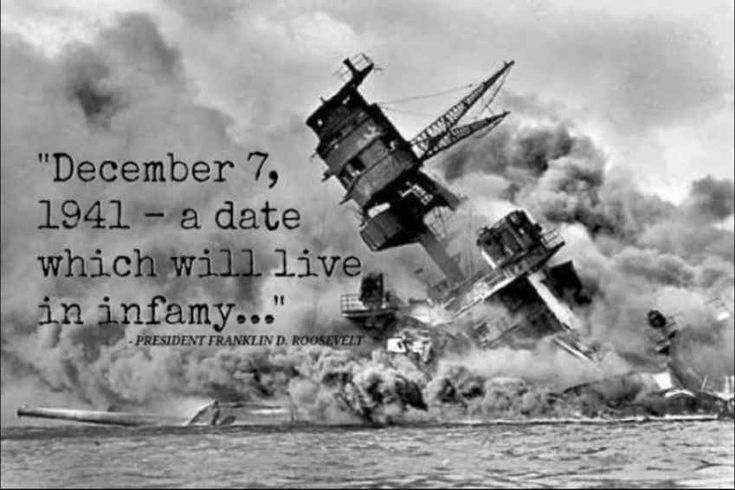 World War II: The Attack on Pearl Harbor via @learninghistory
