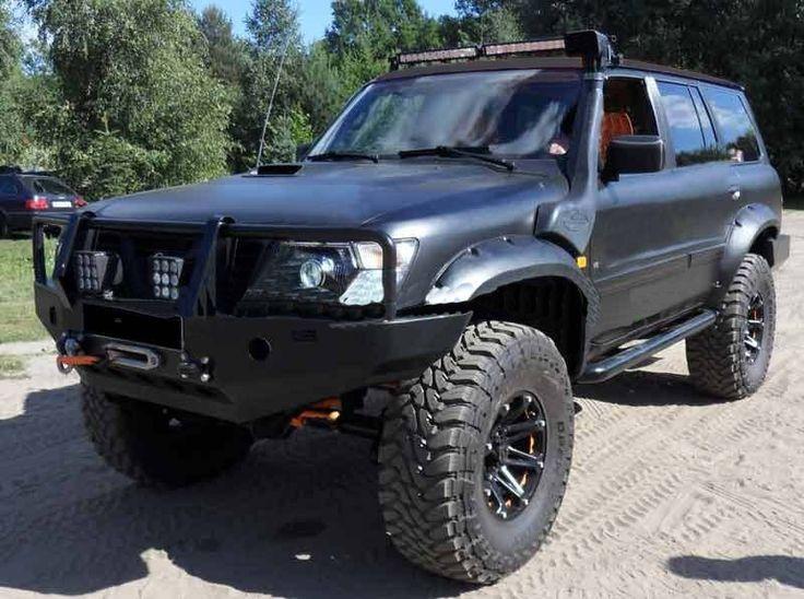 Nissan Patrol Y61 sárvédőív szélesítő - Sárvédőív szélesítés - NISSAN PATROL Y61 - NISSAN | Rendelés telefonon is! 4x4drive, minden ami Off-Road!