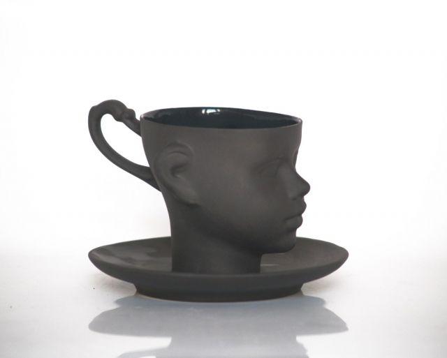 http://www.marka-conceptstore.pl/kategoria/ceramika/filizanka-glowka-z-talerzykiem-czarna