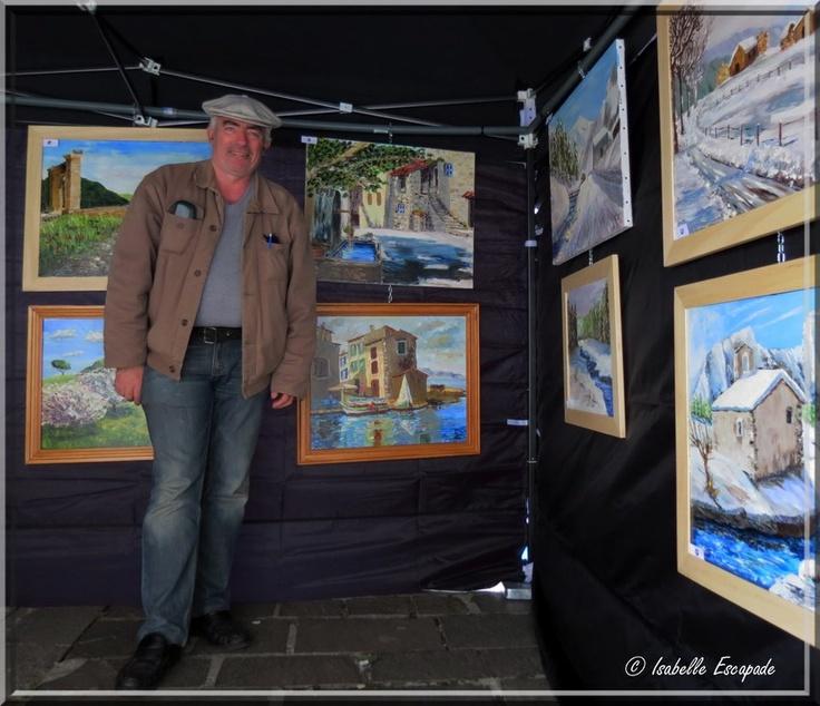 Le peintre Gaudir de Martigues... http://mistoulinetmistouline.eklablog.com/