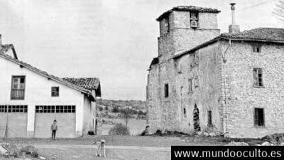 AVISTAMIENTO OVNI DE 1897 EN VITORIA (ESPAÑA)