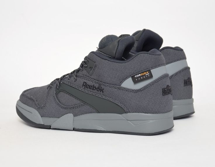 #Reebok Pump Court Victory Cordura #sneakers