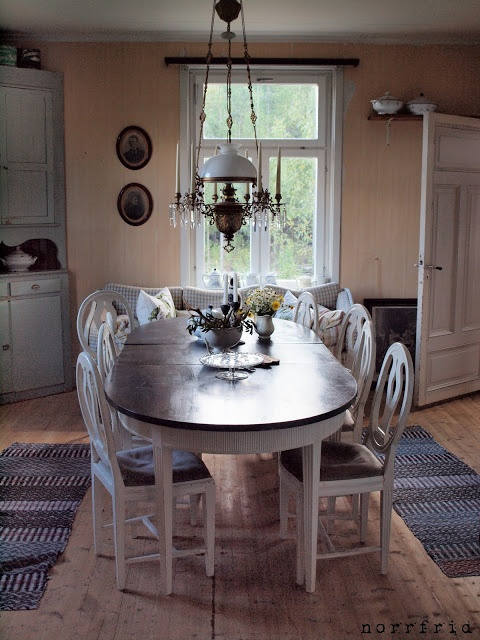 17 Best Images About Country Kitchen Table On Pinterest