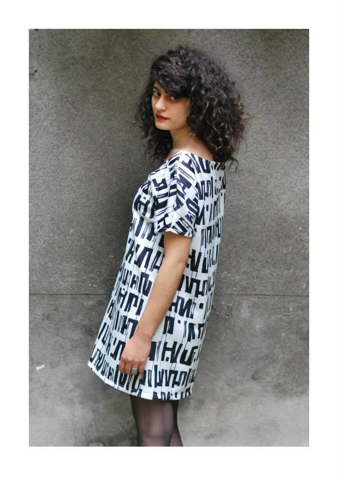 >>> Robe disponible sur: www.bloodymarie.fr
