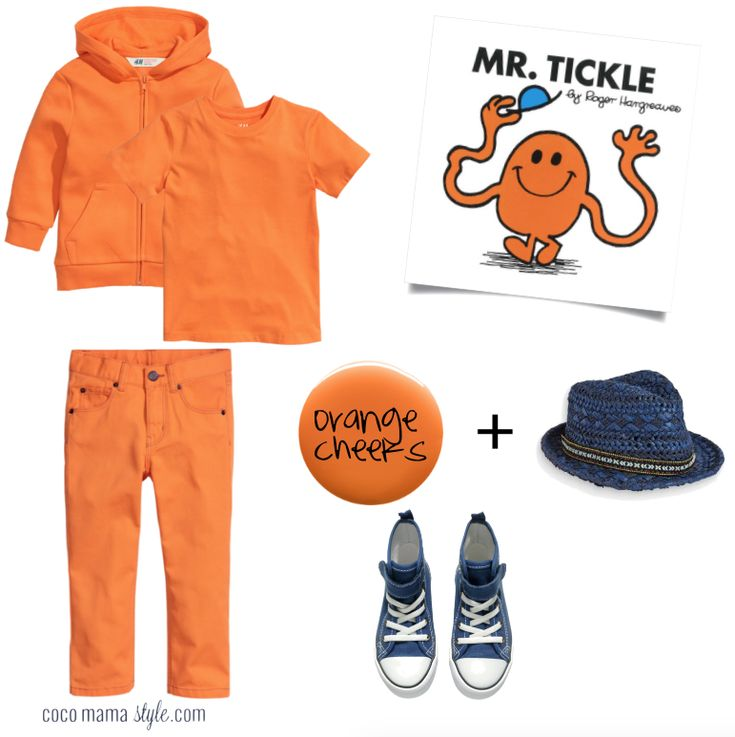 Mr Tickle | costume dressing up | world book day | cocomamastyle