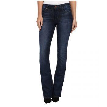 Blugi drepti pentru femei Joe's Jeans Bootcut in Keely Keely dama de culoare bleumarin cu aspect prespalat, cu o croiala usor evazata