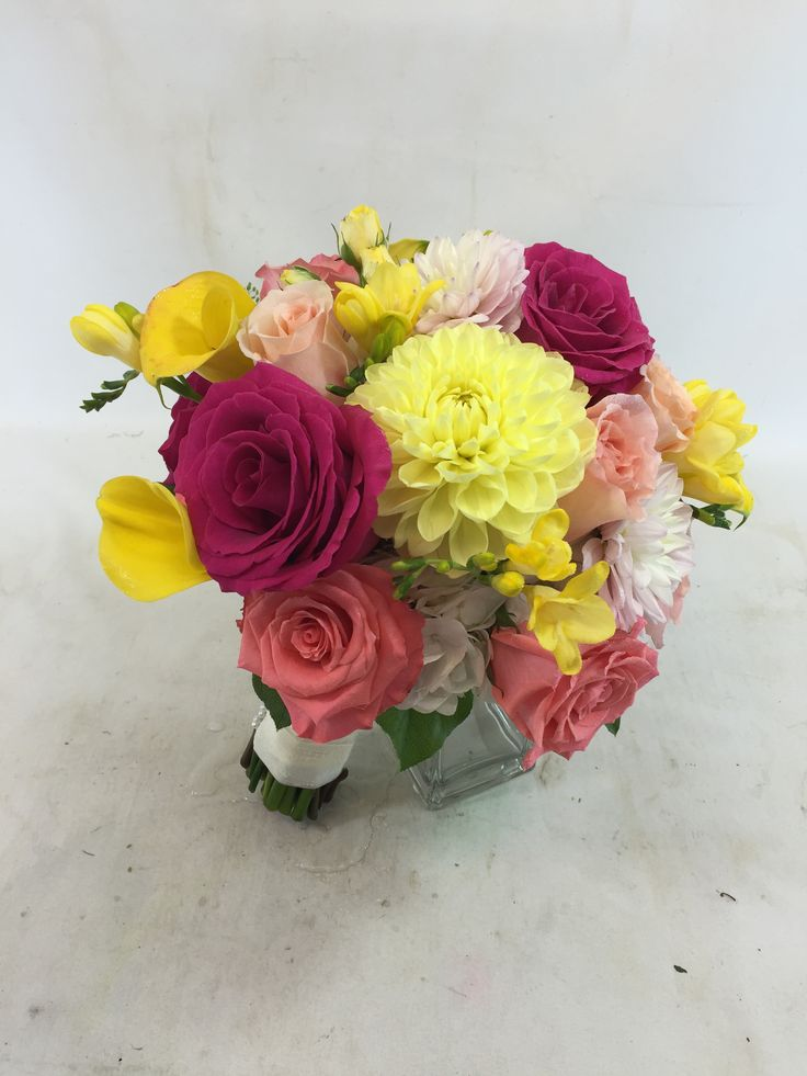 Bright and Beautiful. Perfect for Summer wedding
