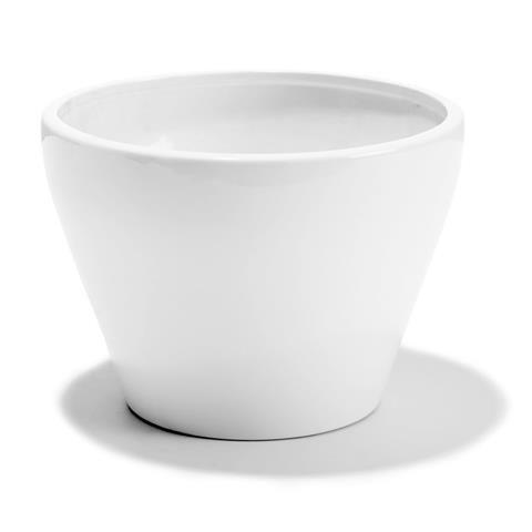 Glazed Pot - White | Kmart