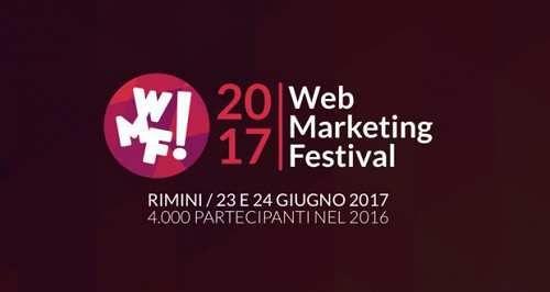 Tecnologia: #Web #Marketing #Festival: il 23-24 Giugno a Rimini (link: http://ift.tt/2n6MGyj )