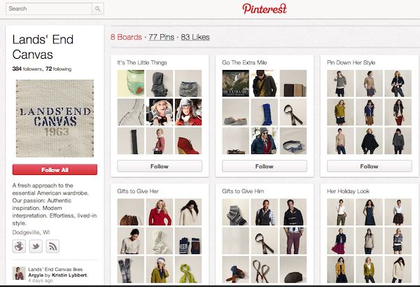 7 Creative Ways Your Brand Can Use Pinterest: Whole Food