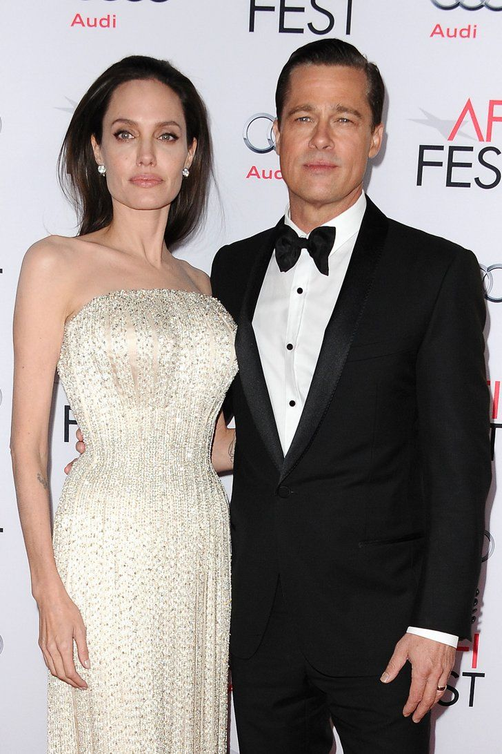 Angelina Jolie Has Been Granted Physical Custody of Her Kids With Brad Pitt