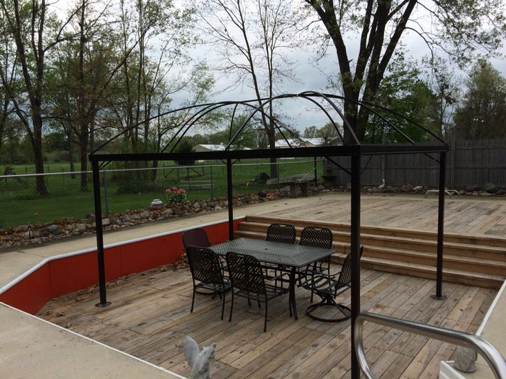 13 Best Images About Patios To Replace Inground Pool On Pinterest Patio Ideas We And Rock And