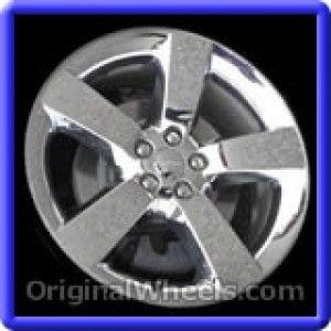 Dodge Challenger 2009 Wheels & Rims Hollander #2360  #Dodge #Challenger #DodgeChallenger #2009 #Wheels #Rims #Stock #Factory #Original #OEM #OE #Steel #Alloy #Used