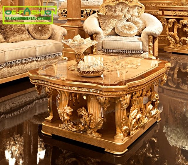 Source Oe Fashion Luxury Classic Italian Living Room European Wood Carving Sofa Set On M Alibaba Com Italian Living Room Coffee Table Living Room Furniture