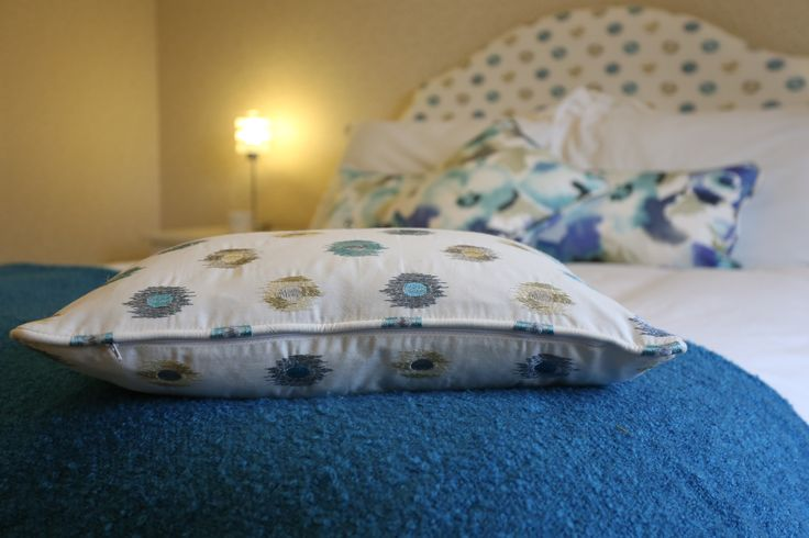 Showhouse for @AbelHomes using some fabrics from Sanderson and GPJ Baker www.saltinteriors.co.uk