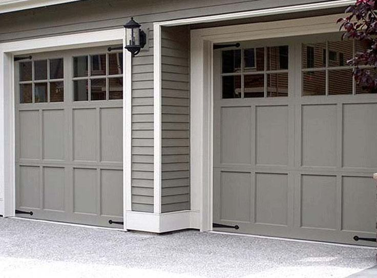 104 best images about garage doors on pinterest painted for Fimbel garage door prices
