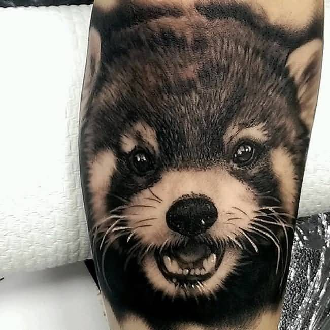 32 best baby panda tattoos images on pinterest baby for Baby panda tattoo