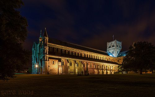 St Albans Cathedral, St Albans City, Hertfordshire