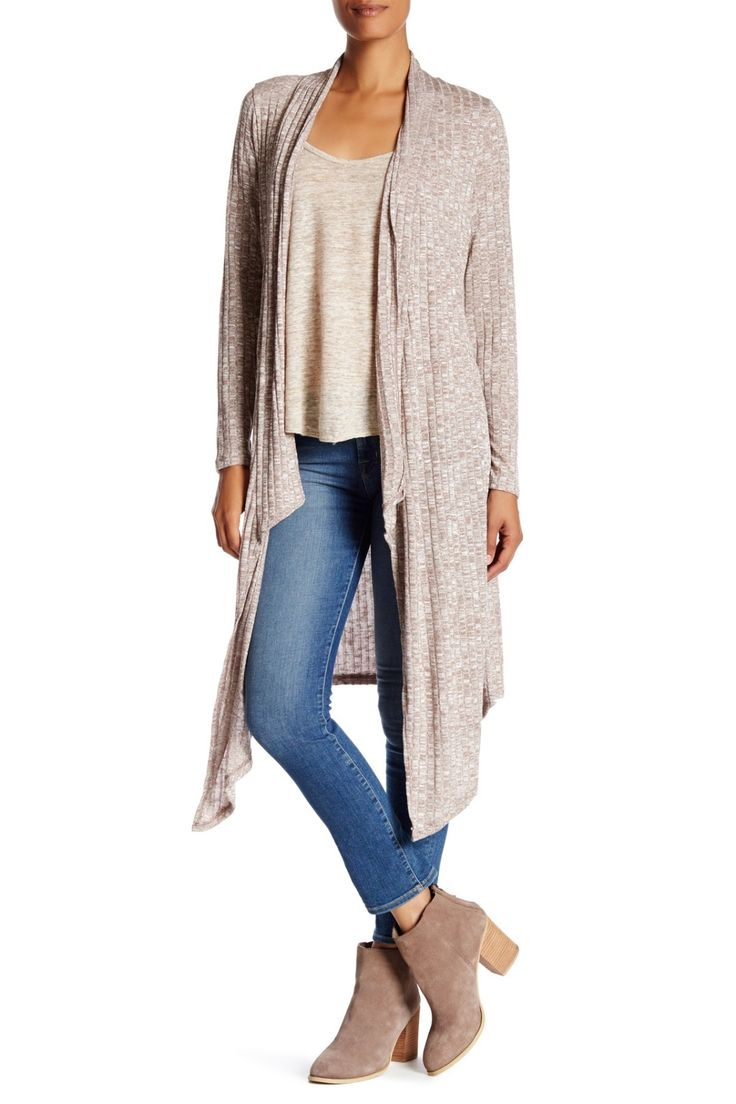 This trendy duster cardigan is perfect for chilly nights by the beach, or around the fire.