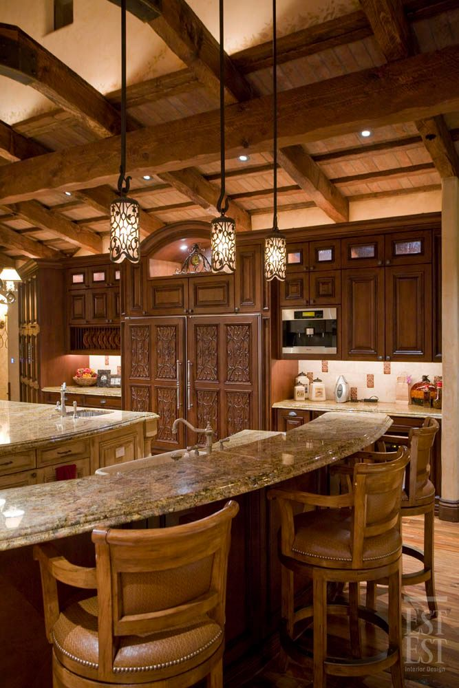318 Best Images About High End Kitchen Dining Rooms On Pinterest Ceilings Luxury Kitchen