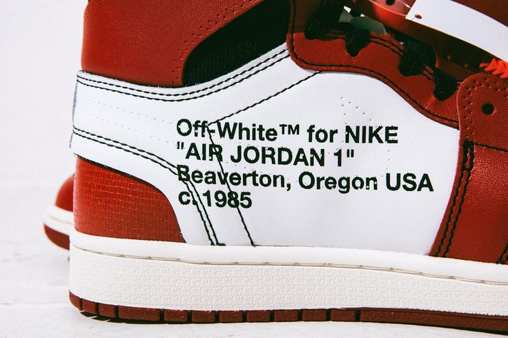 """Win Virgil Abloh's Nike """"The Ten"""" at These Raffle Locations"""