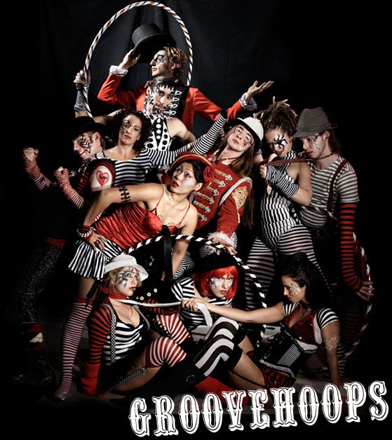 Groovehoops!  monday at 8:00