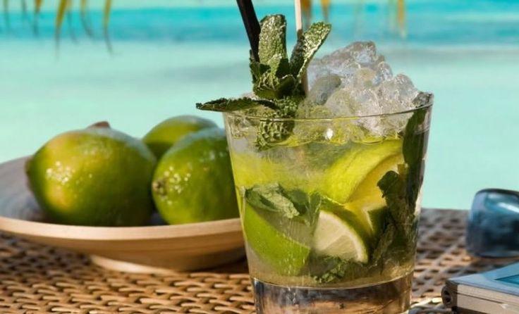 Il nome di questo cocktail è legato al locale dell'Avana dove Ernst Hemingway era solito gustarlo, è la bevanda cubana per antonomasia.  #Mojito