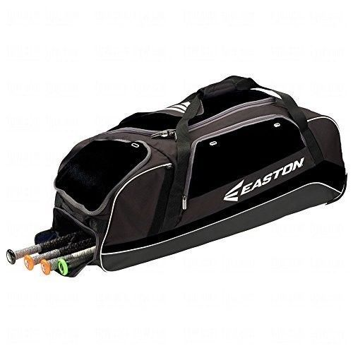 Baseball Bag Easton E500C Catchers Bag Durability 10 lockable Zippers Equipment #BaseballBag