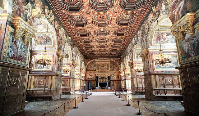 Les 74 meilleures images du tableau philibert delorme 1510 for Architecte fontainebleau